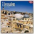 Jerusalem 2016 Calendar