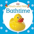 Bathtime (DK Touch and Feel) Cover