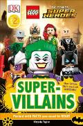 Super-Villains (DK Reader - Level 2) Cover