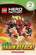 DK Readers LEGO Hero Factory Brain Attack