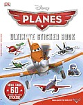 Ultimate Sticker Book Disney Planes
