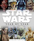 Star Wars Year by Year: A Visual Chronicle (Star Wars) Cover