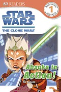 DK Readers Ahsoka in Action