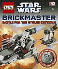 Lego Star Wars: Battle for the Stolen Crystals Brickmaster Cover