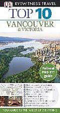 Eyewitness Top 10 Vancouver & Victoria