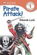 Pirate Attack! (DK Readers: Level 1)