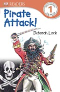Pirate Attack! (DK Readers: Level 1)