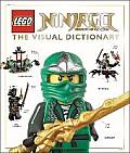Lego Ninjago: The Visual Dictionary: Masters of Spinjitzu (DK Visual Dictionaries)