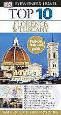 Top 10 Florence and Tuscany (DK Eyewitness Top 10 Travel Guides)