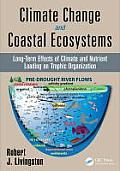 CRC Marine Science #35: Climate Change and Coastal Ecosystems: Long-Term Effects of Climate and Nutrient Loading on Trophic Organization