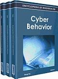 Encyclopedia of Cyber Behavior Set