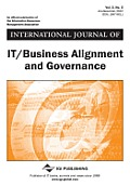 International Journal of It/Business Alignment and Governance, Vol 3 ISS 2