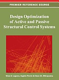 Design Optimization of Active and Passive Structural Control Systems Cover