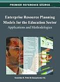 Enterprise resource planning models for the education sector; applications and methodologies
