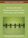Advancing Information Management Through Semantic Web Concepts and Ontologies Cover