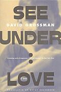 See under: LOVE: A Novel Cover