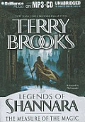 Legends of Shannara Duology #2: The Measure of the Magic: Legends of Shannara Cover
