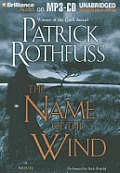 Kingkiller Chronicles #1: The Name of the Wind Cover