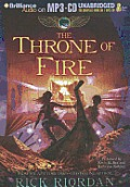 Kane Chronicles #02: The Throne of Fire