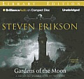 Malazan Book of the Fallen #1: Gardens of the Moon Cover