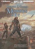 Malazan Book of the Fallen #03: Memories of Ice