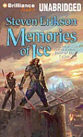 Malazan Book of the Fallen #03: Memories of Ice Cover