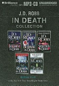 J.D. Robb in Death Collection 3: Judgment in Death, Betrayal in Death, Seduction in Death, Reunion in Death, Purity in Death