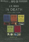 J. D. Robb in Death Collection 5: Origin in Death, Memory in Death, Born in Death, Innocent in Death, Creation in Death