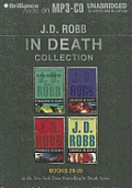 J. D. Robb in Death Collection 6: Strangers in Death, Salvation in Death, Promises in Death, Kindred in Death