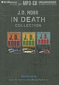 J. D. Robb in Death Collection 7: Fantasy in Death, Indulgence in Death, Treachery in Death