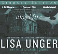 Angel Fire (Lydia Strong Novels) Cover