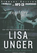 Lydia Strong #01: Angel Fire Cover