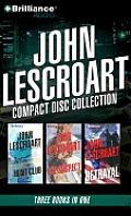 John Lescroart Compact Disc Collection