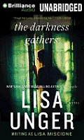 Lydia Strong #2: The Darkness Gathers Cover