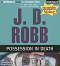 In Death #32: Possession in Death