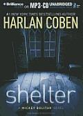 Mickey Bolitar #1: Shelter: A Mickey Bolitar Novel