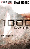 1000 Days: The Ministry of Christ Cover