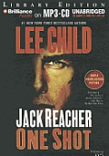Jack Reacher #9: Jack Reacher: One Shot (Movie Tie-In Edition): A Novel Cover