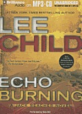 Echo Burning (Jack Reacher Novels) Cover