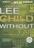 Without Fail (Jack Reacher Novels) Cover