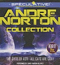 Andre Norton Collection: The Gifts Of Asti, All Cats Are Gray by Andre Norton