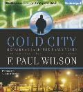 Repairman Jack: Early Years Trilogy #1: Cold City: A Repairman Jack Novel Cover