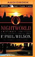 Adversary Cycle #6: Nightworld by F. Paul Wilson