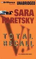 V. I. Warshawski #10: Total Recall