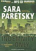 V.I. Warshawski Novels #01: Indemnity Only