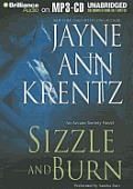 Sizzle and Burn (Arcane Society Novels)