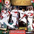 2013 Boston Red Sox 12x12 Team Wall