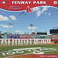 2013 Boston Red Sox Fenway Park 12x12 Wall
