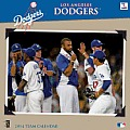 LL 2014 Los Angeles Dodgers 12x12 Wall: Los Angeles Dodgers