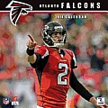 LL 2014 Atlanta Falcons 12x12 Wall: Atlanta Falcons